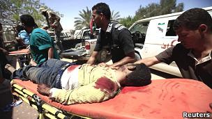 Korban luka berat di Misrata